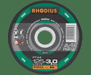 Rhodius FT44
