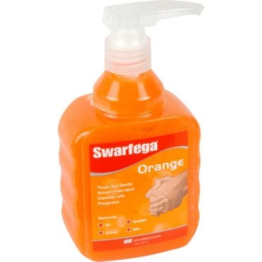swarfega orange