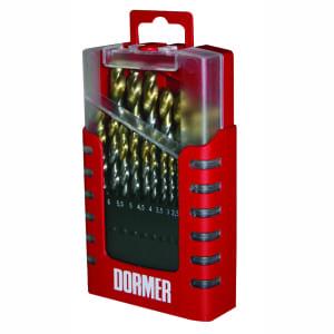 Dormer A002 HSS Jobber Drill Set