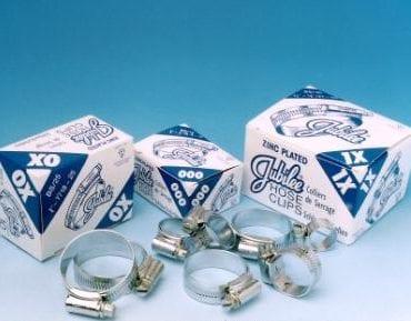 bzp mild steel jubilee clips