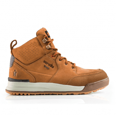 Scruffs Grip GTX Tan Safety Boot