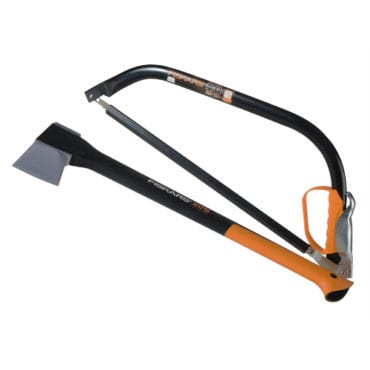XMS17AXE Fiskars X17 Axe with Bowsaw 21in
