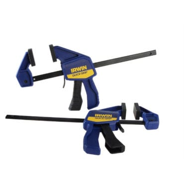 XMS17CLAMP6 IRWIN® Quick-Grip® Mini Bar Clamp Twin Pack 150mm