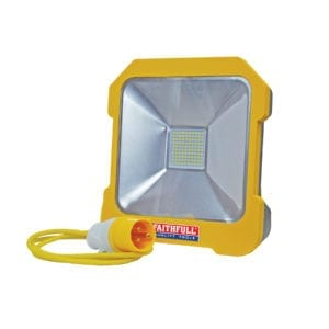 Faithfull LED Task Light 110 Volt