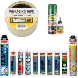 Adhesives, Sealants & Lubricants