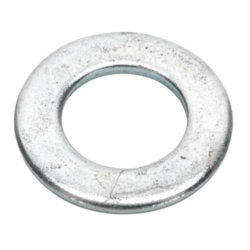 Flat Washers Form A Bright Zinc Plated,