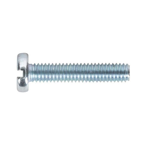Machine Screws Pan Slot