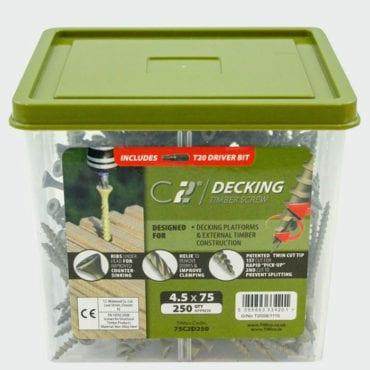 C2 Decking Screws