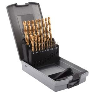 Lyndon 1-10mm Drill Set