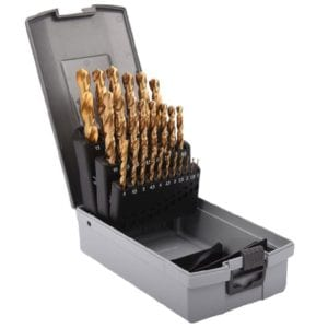 Lyndon 1-13mm Drill Set
