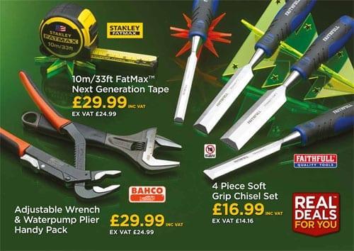 Christmas Tool Offers