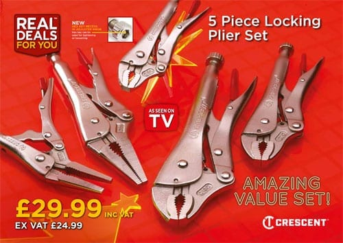 Locking Plier Sets