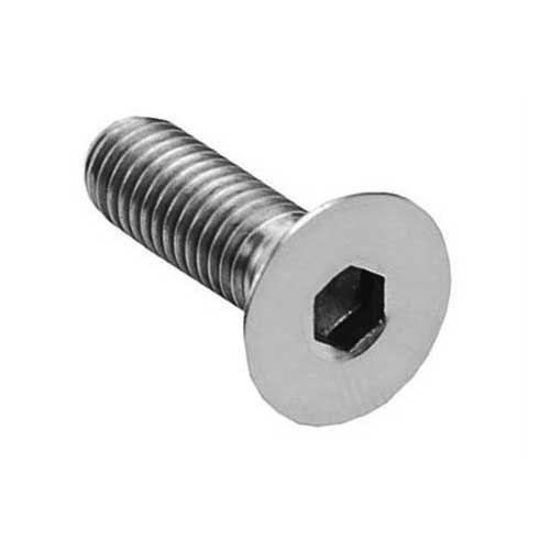 Allen Countersunk Socket Screws