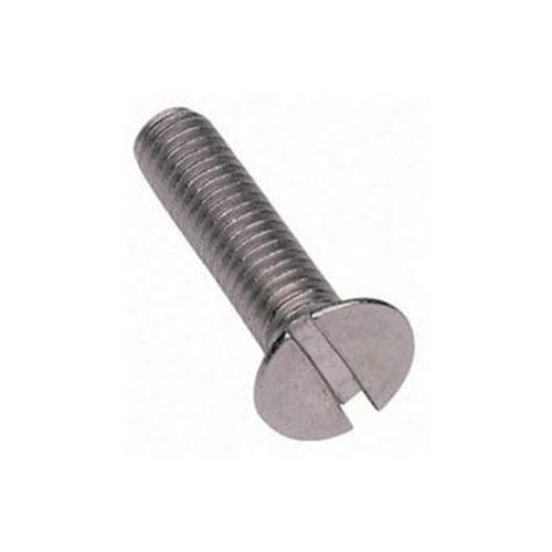 Machine Screws Countersunk Slot