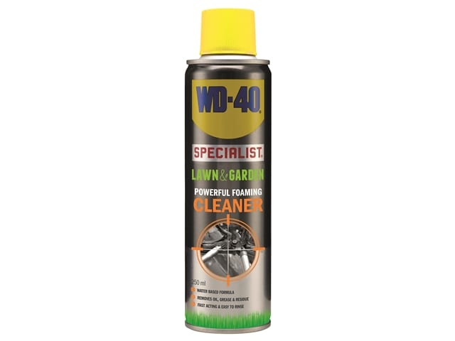 WD40 Lawn & Garden Foaming Cleaner