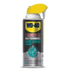 WD40 Specialist White Lithium Grease Aerosol